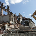 Late stages of Our Lady of Mt. Carmel's demolition photo album thumbnail 21